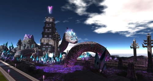 SL15B - Left Stage - Serpent, photographed by Wildstar Beaumont