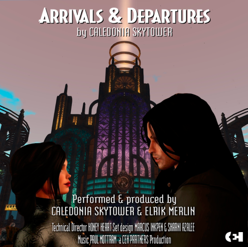 Arrivals and Departures poster