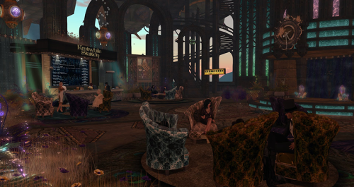 Erstwhile Lounge, photographed by Wildstar Beaumont
