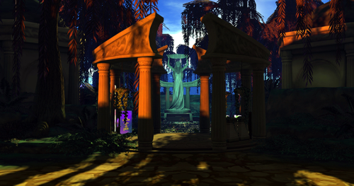Willows of Nienna, photographed by Wildstar Beaumont