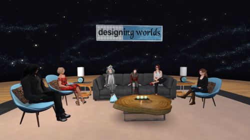 "Designing Worlds discusses ""original mesh"""