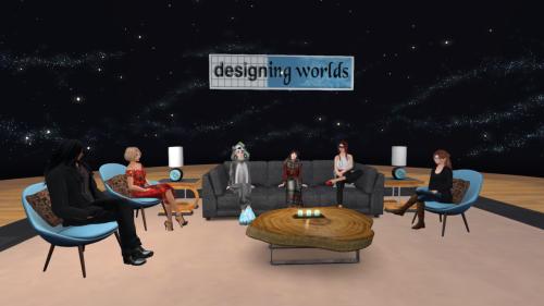 """Designing Worlds discusses """"original mesh"""""""
