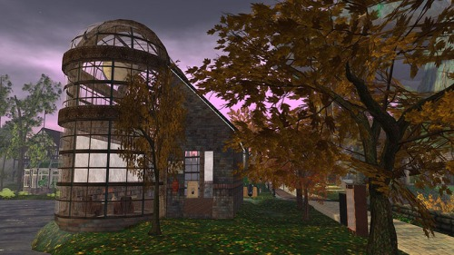 HG Wells Memorial Branch Library, Caledon Wellsian, photographed by Wildstar Beaumont