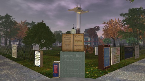Caledon Reading Garden, photographed by Wildstar Beaumont