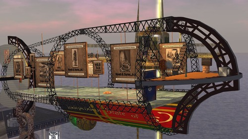 Caledon Steampunk Collection, photographed by Wildstar Beaumont