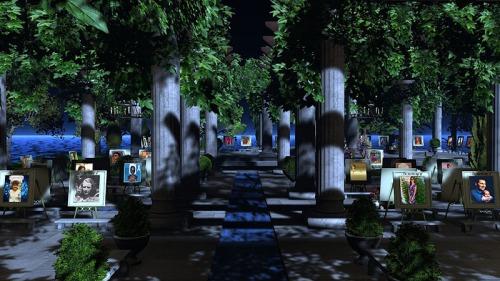 American Cancer Society Memorial Garden