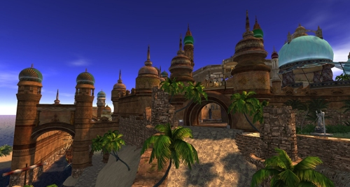 Sanctuary, photographed by Wildstar Beaumont