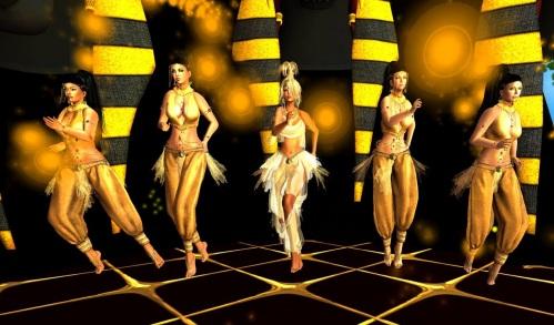 Misfits Dance: DeNile