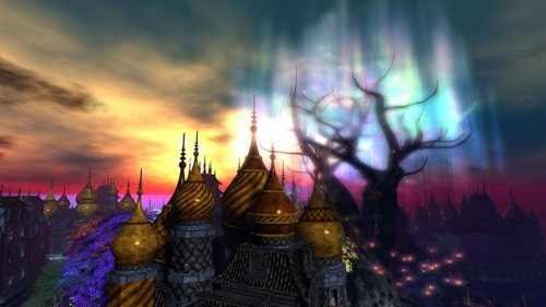The Shrine Tree, photographed by Wildstar Beaumont