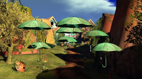 Sanguinely Gardens, photographed by Wildstar Beaumont