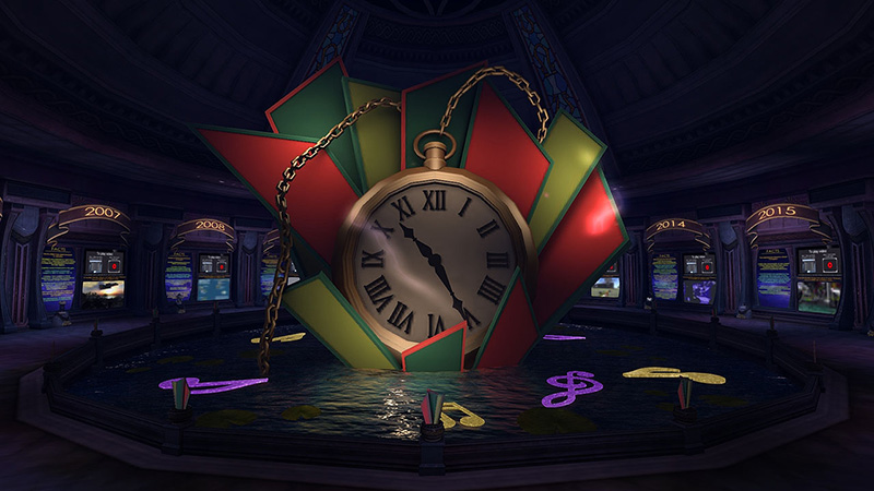 Tapestry of Time at SL16B, photographed by Wildstar Beaumont
