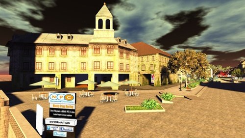 Nonprofit Commons, photographed by Wildstar Beaumont