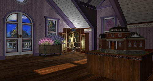 Decorating Contest - House 7, photographed by Wildstar Beaumont