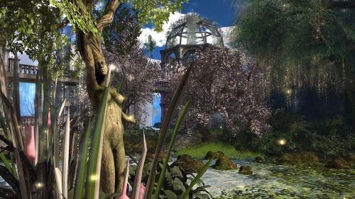 Queensgarden, photographed by Wildstar Beaumont