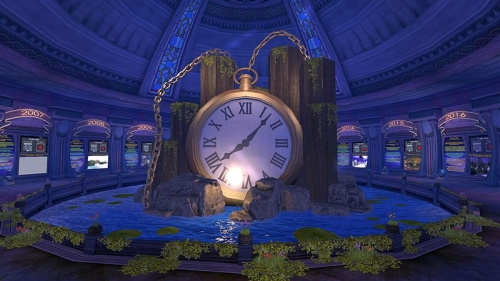 SL17B Tapestry of Time, photographed by Wildstar Beaumont