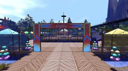 The Gift Area, photographed by Wildstar Beaumont