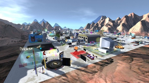 The Playa at Burn2, photographed by Wildstar Beaumont