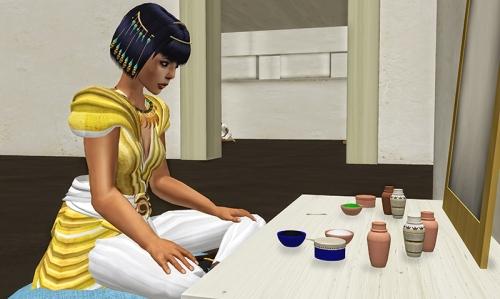 Amarna and make-up