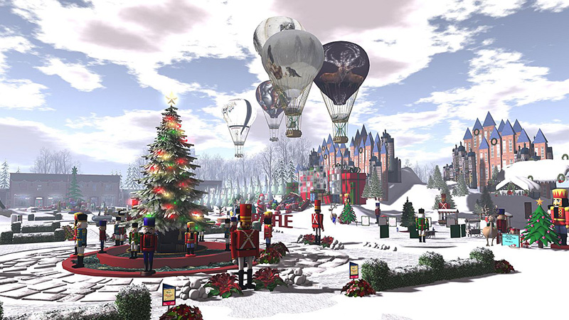 Christmas Expo 2020, photographed by Wildstar Beaumont