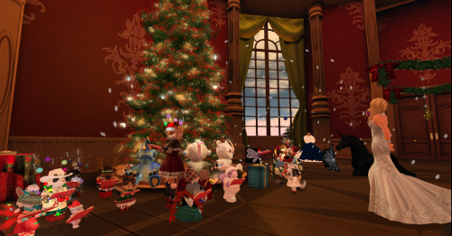 The Raglan Shire carollers will serenade us!