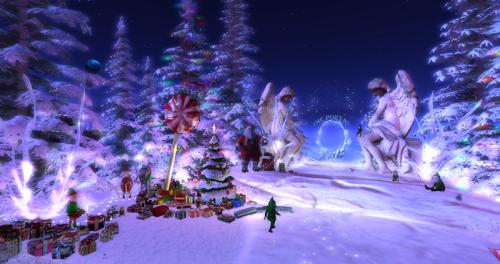 Calas Galadhon Christmas