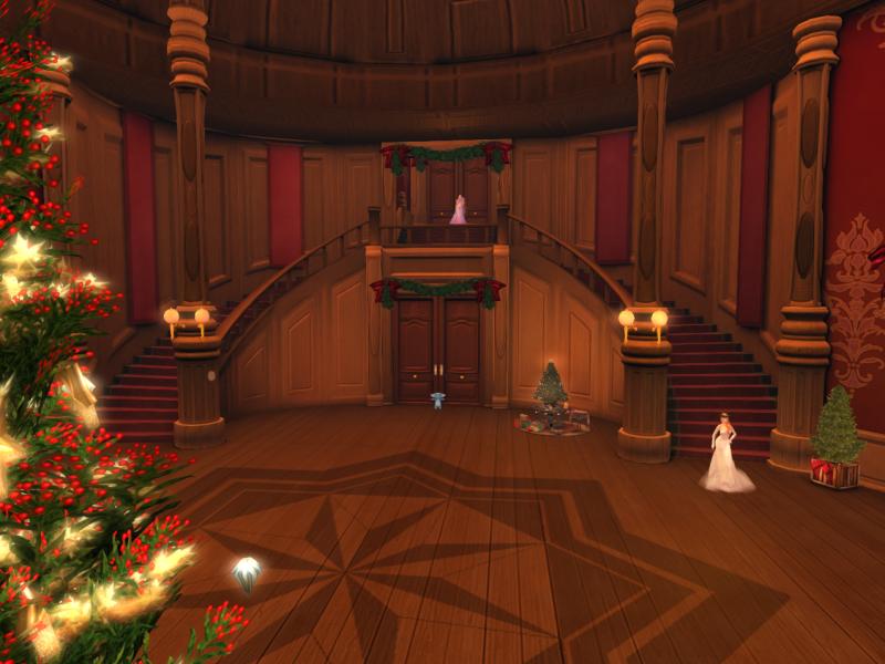 The ballroom awaits you!