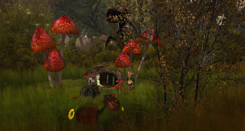 Peaville Goes Nuts, photographed by Wildstar Beaumont